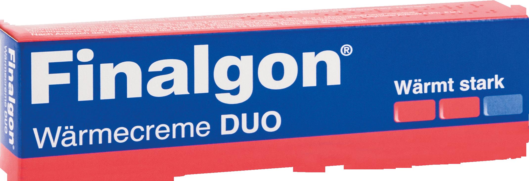 FINALGON WAERMECREME DUO