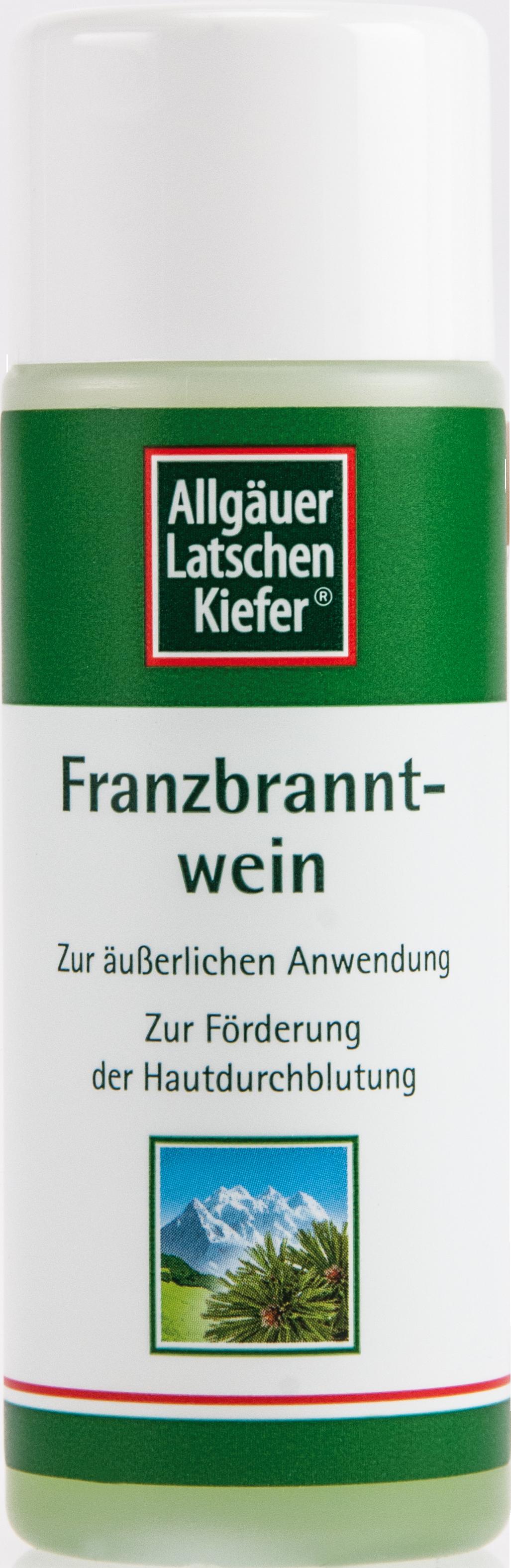 Allgäuer LK Franzbranntwein extra stark