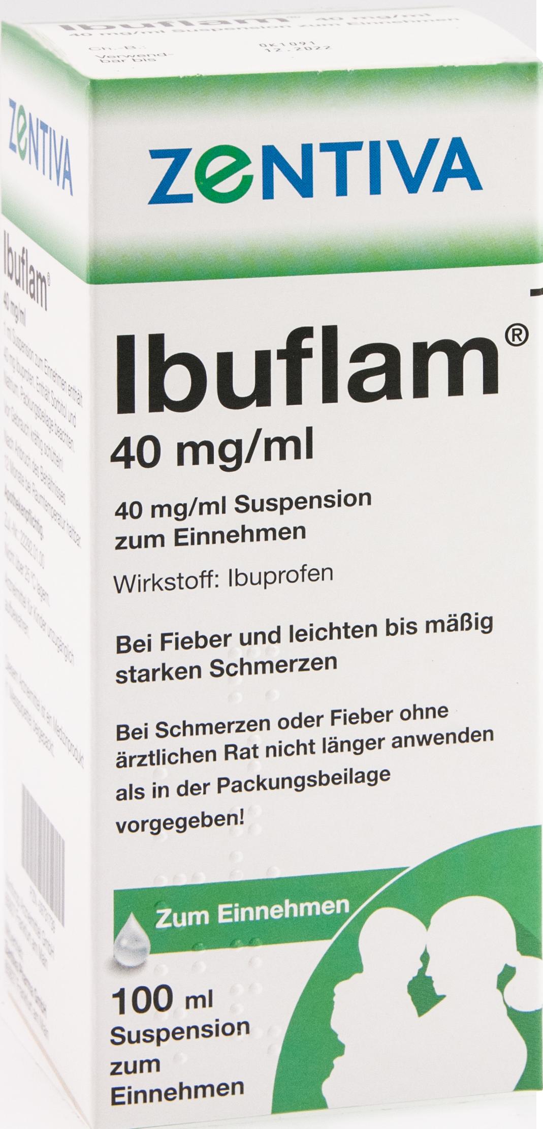Ibuflam 4%