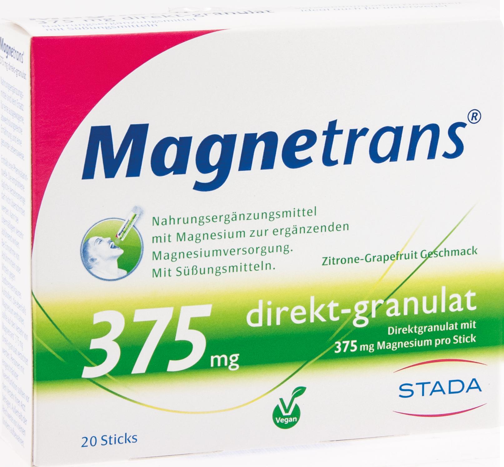 Magnetrans direkt 375mg