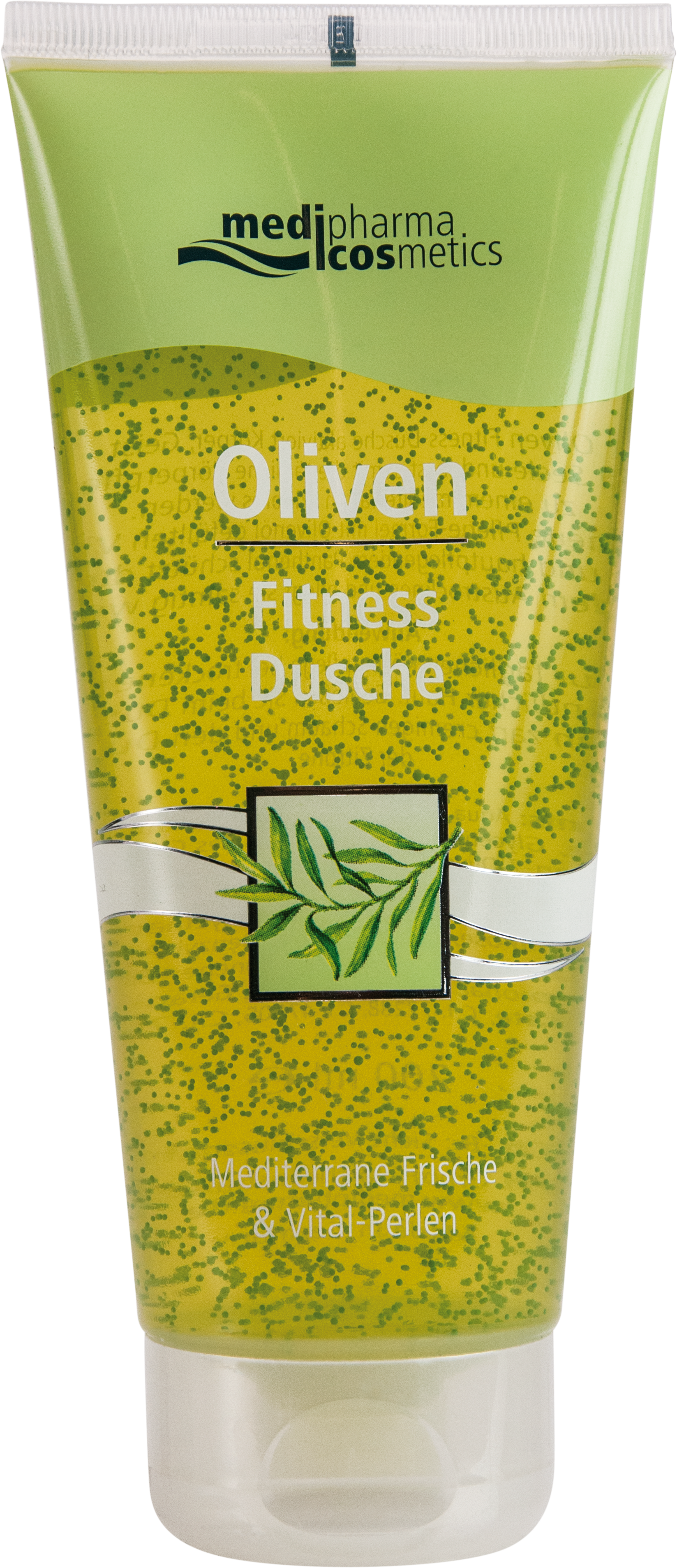 Olivenöl Fitness-Dusche