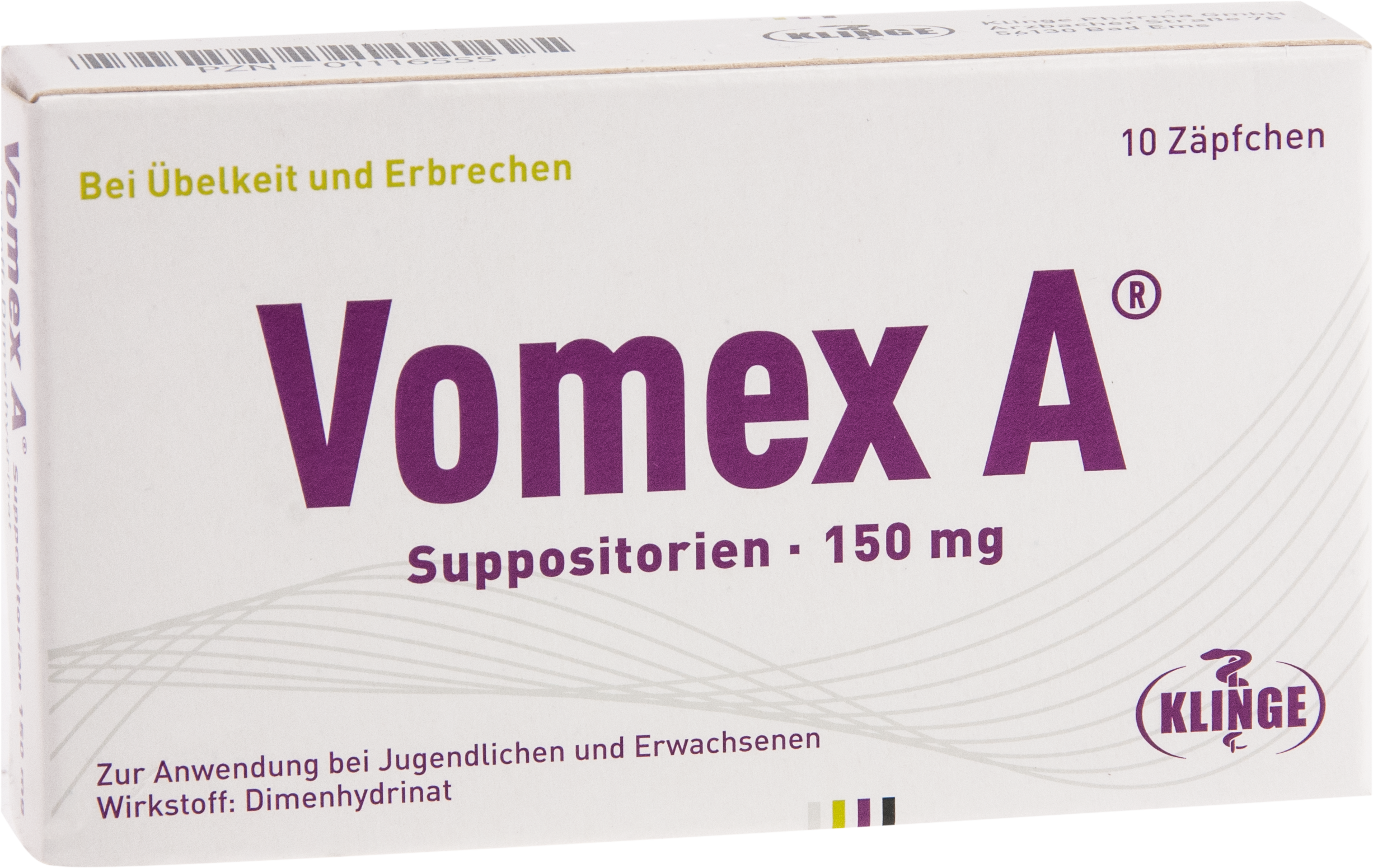 VOMEX A 150MG
