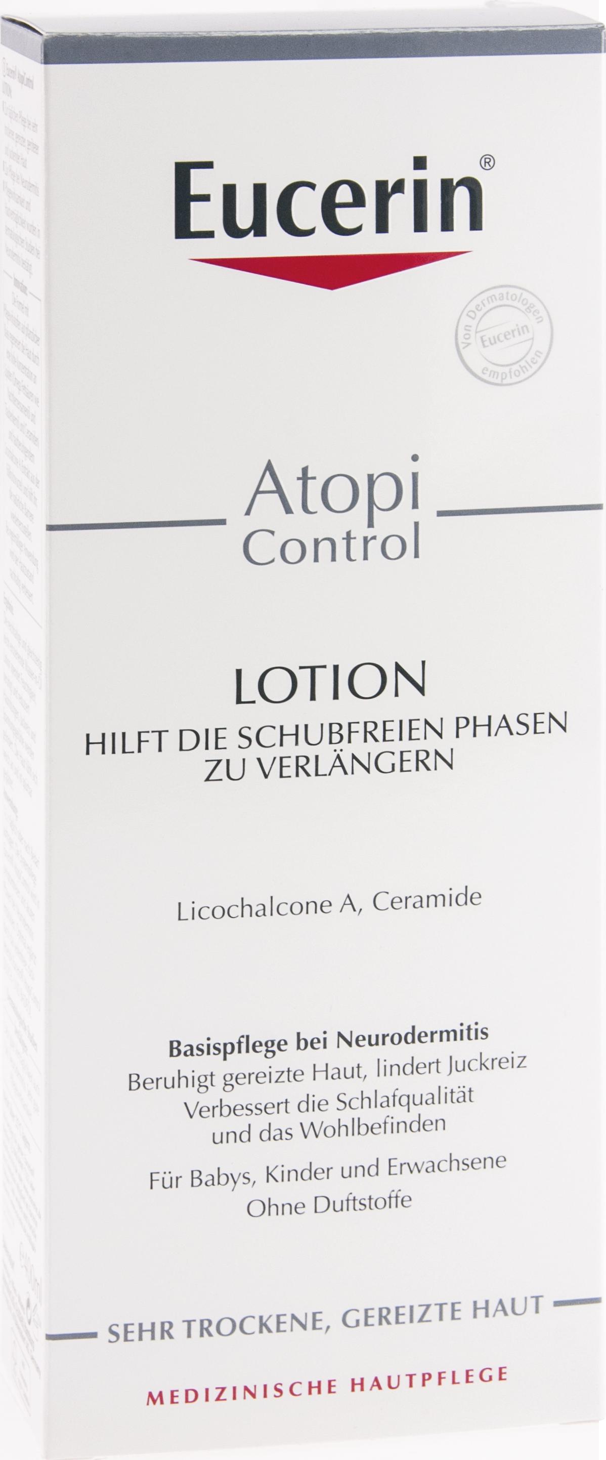 Eucerin AtopiControl Lotion