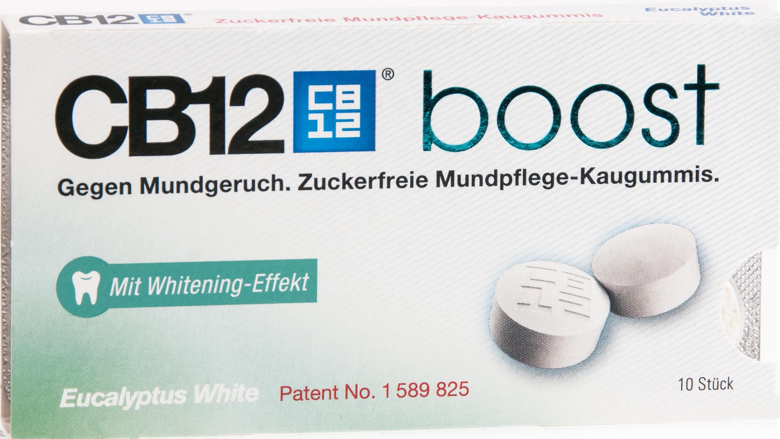 CB12 boost Eukalyptus