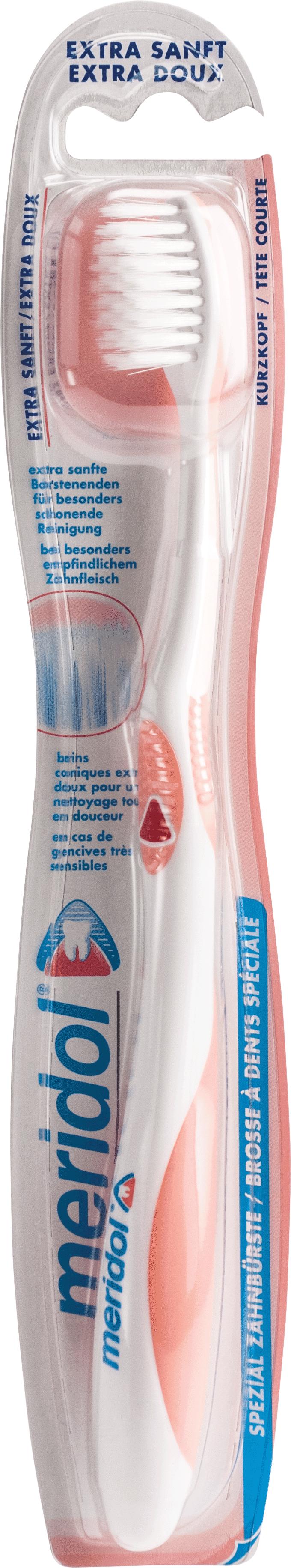 meridol Spezial-Zahnbürste