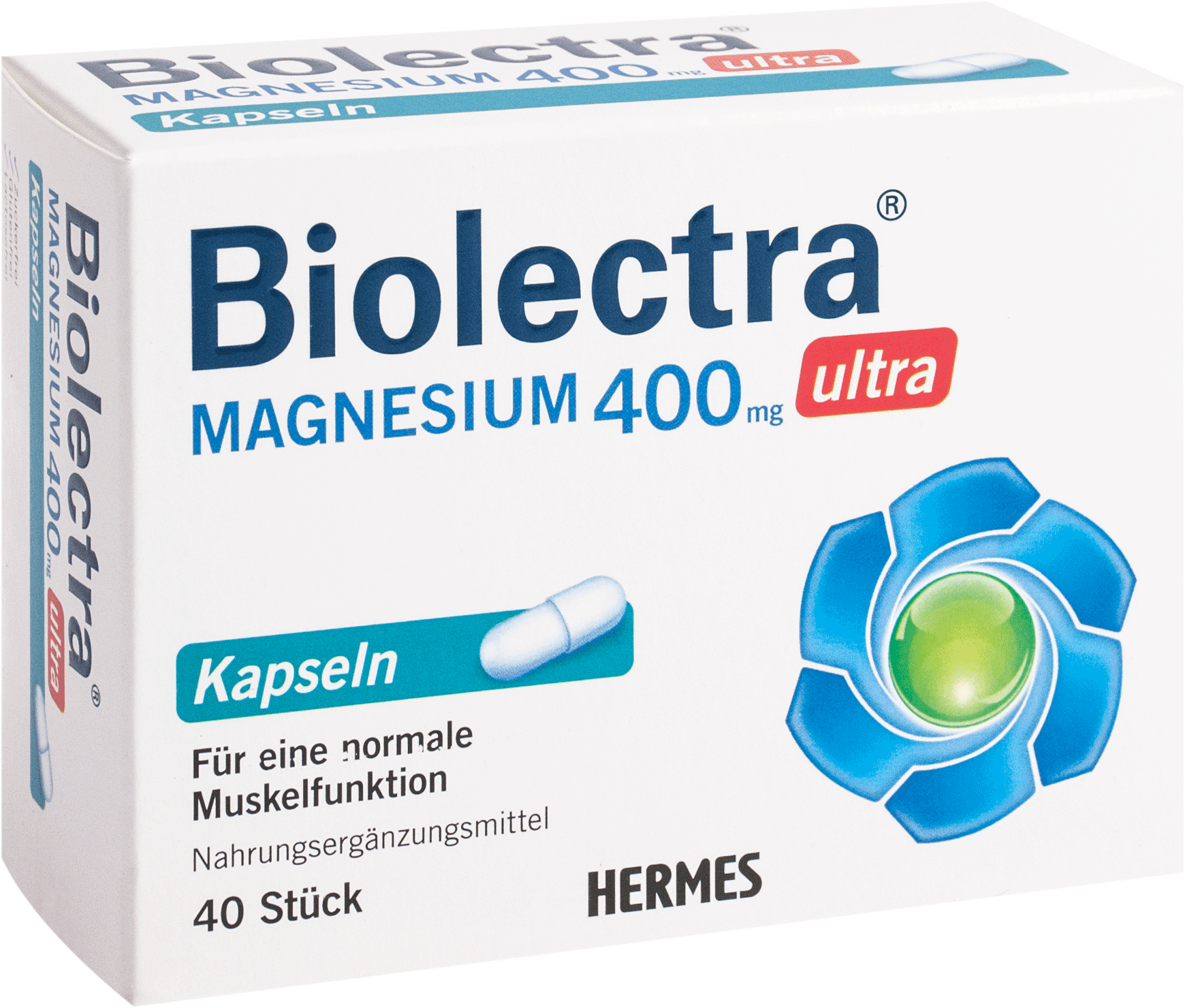 Biolectra Magnesium 400mg ultra