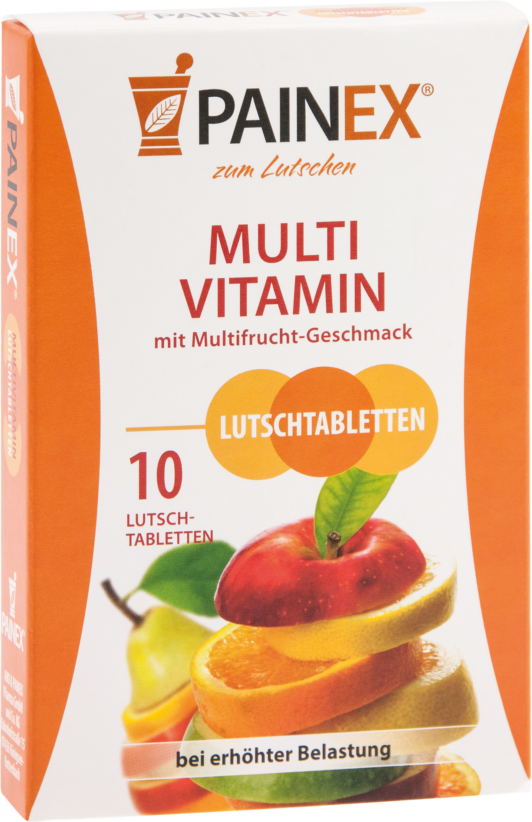 Multivitamin Lutschtablette PAINEX