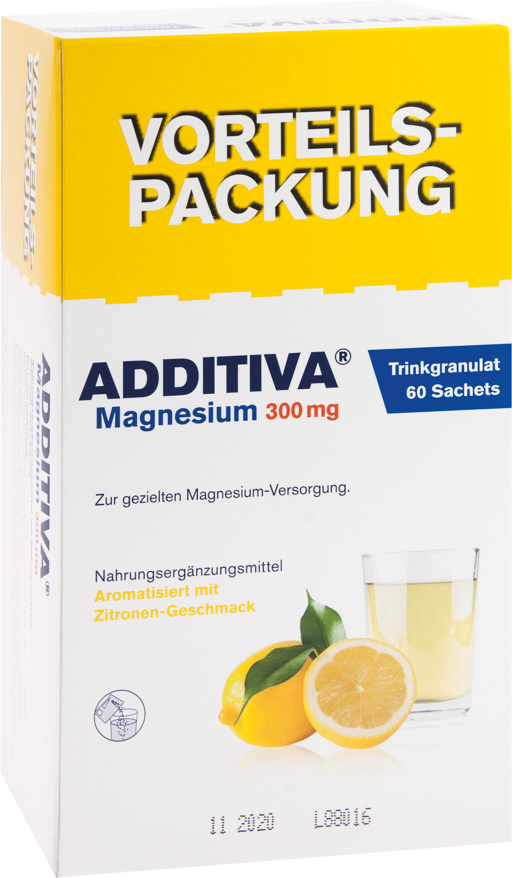 ADDITIVA Magnesium 300mg N