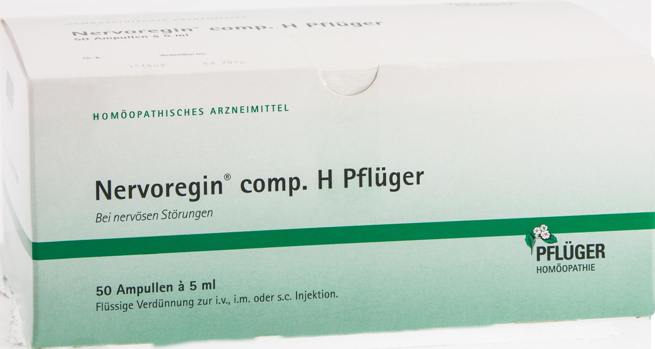 Nervoregin comp. H Pflüger