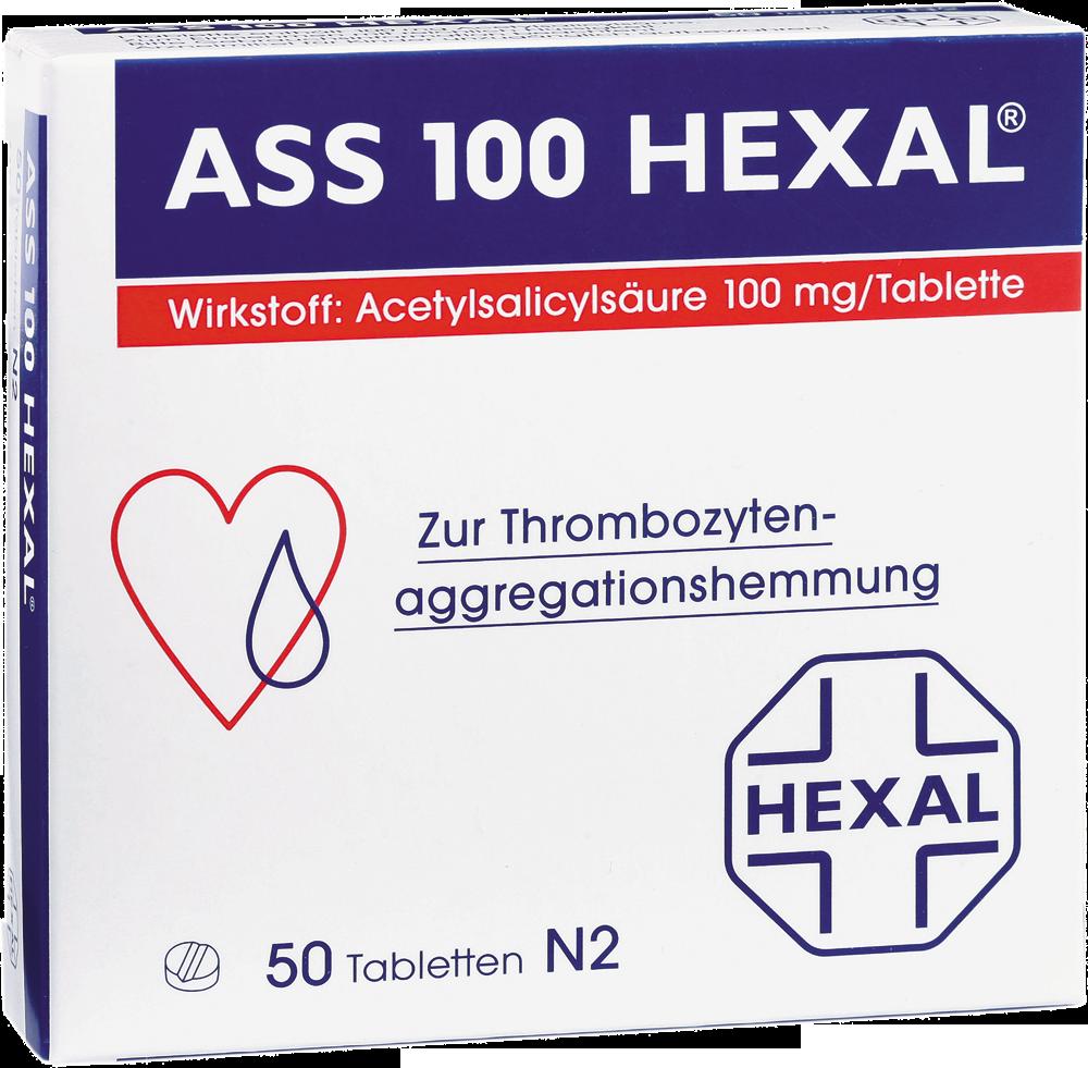 ASS 100 HEXAL