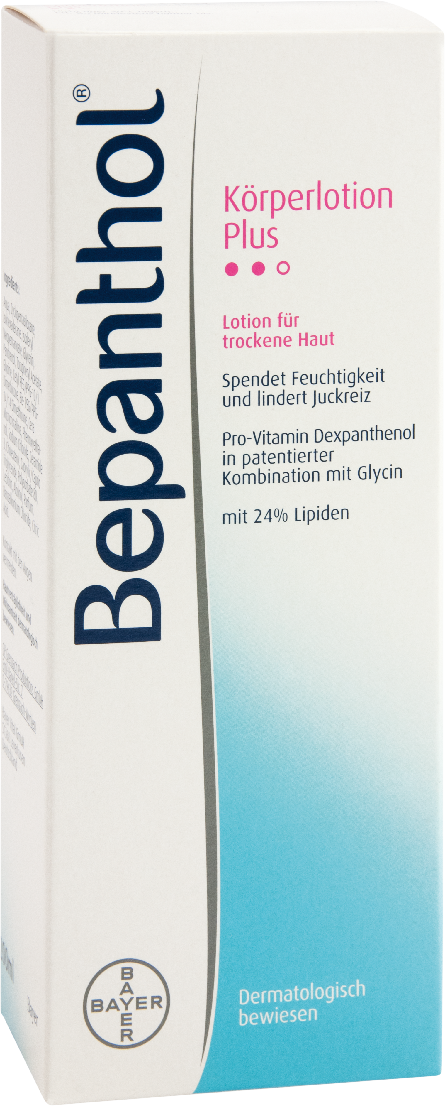 Bepanthol Körperlotion Plus