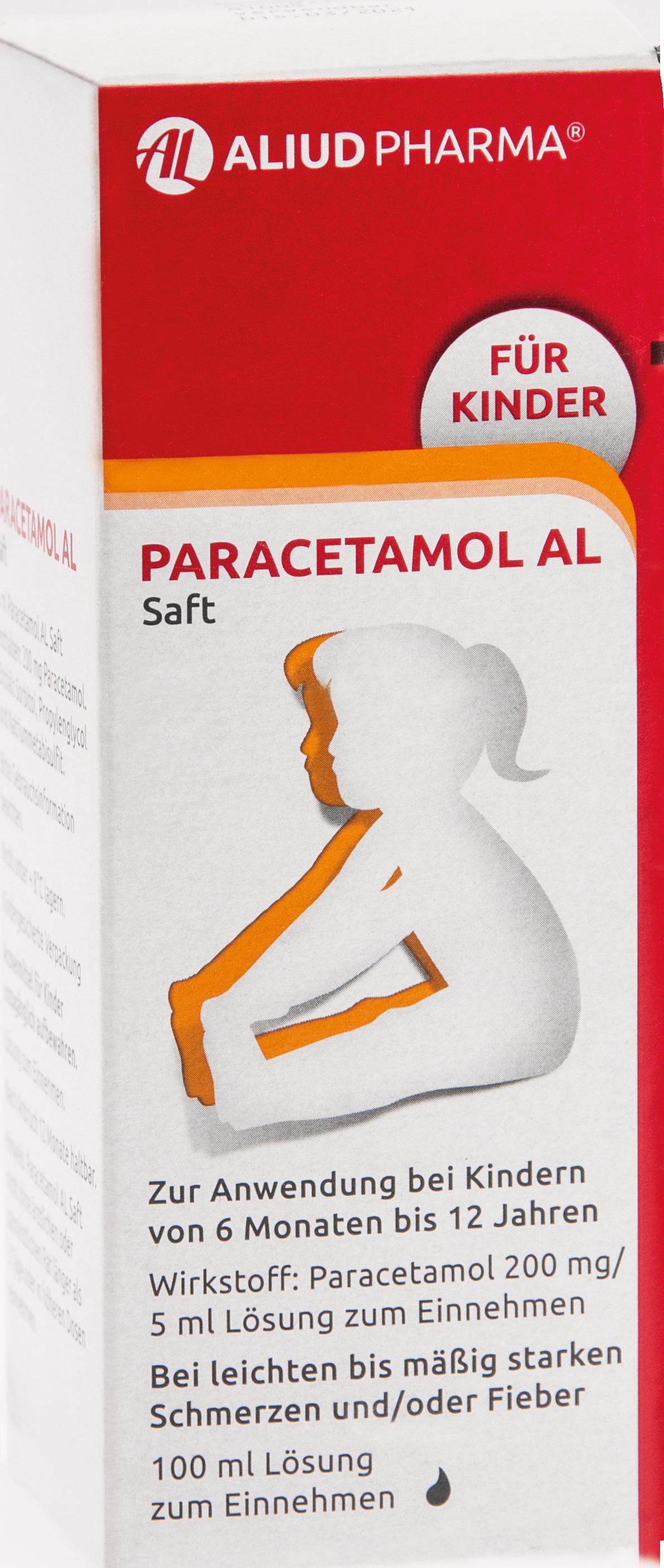Paracetamol AL
