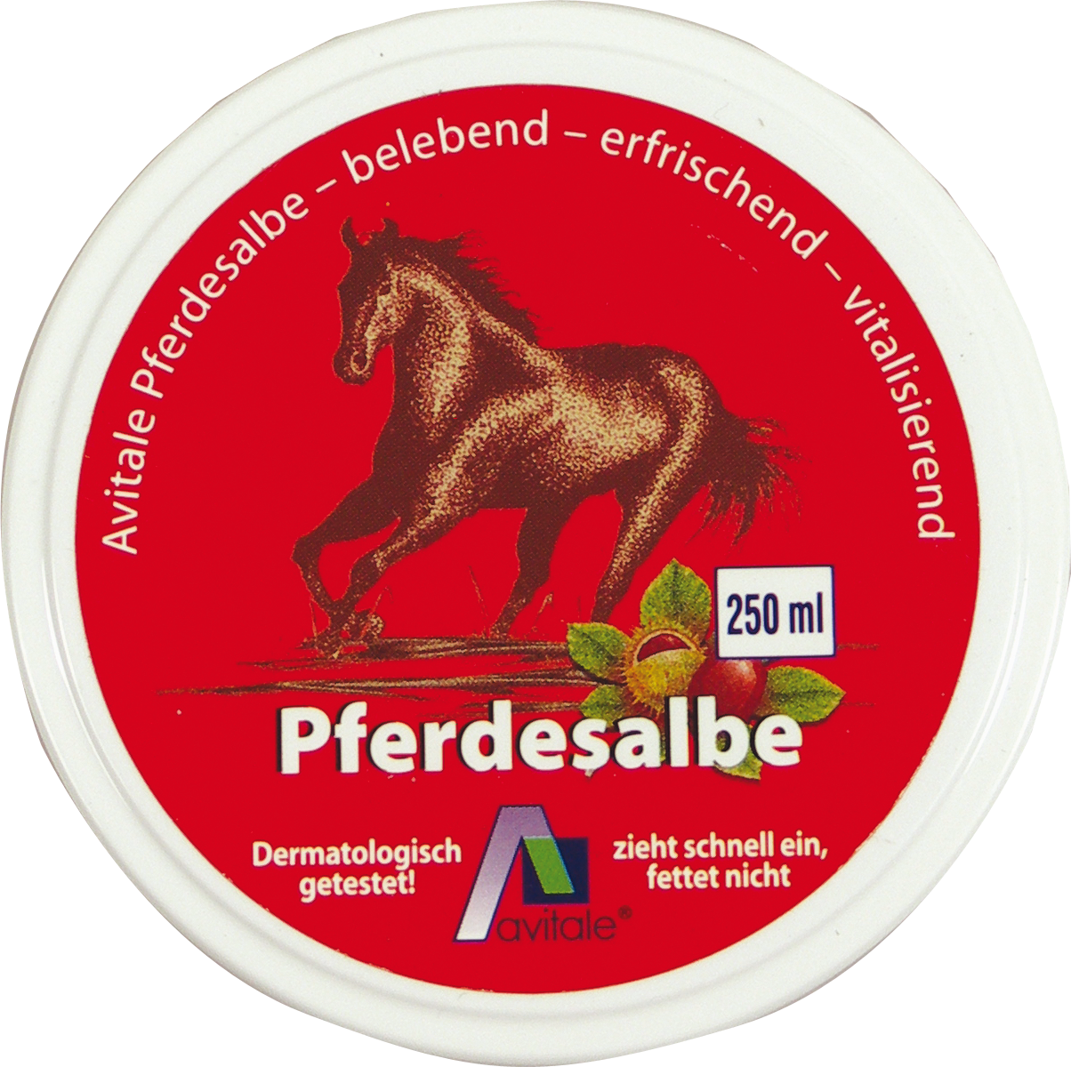 Pferdesalbe m. Rosskastanie