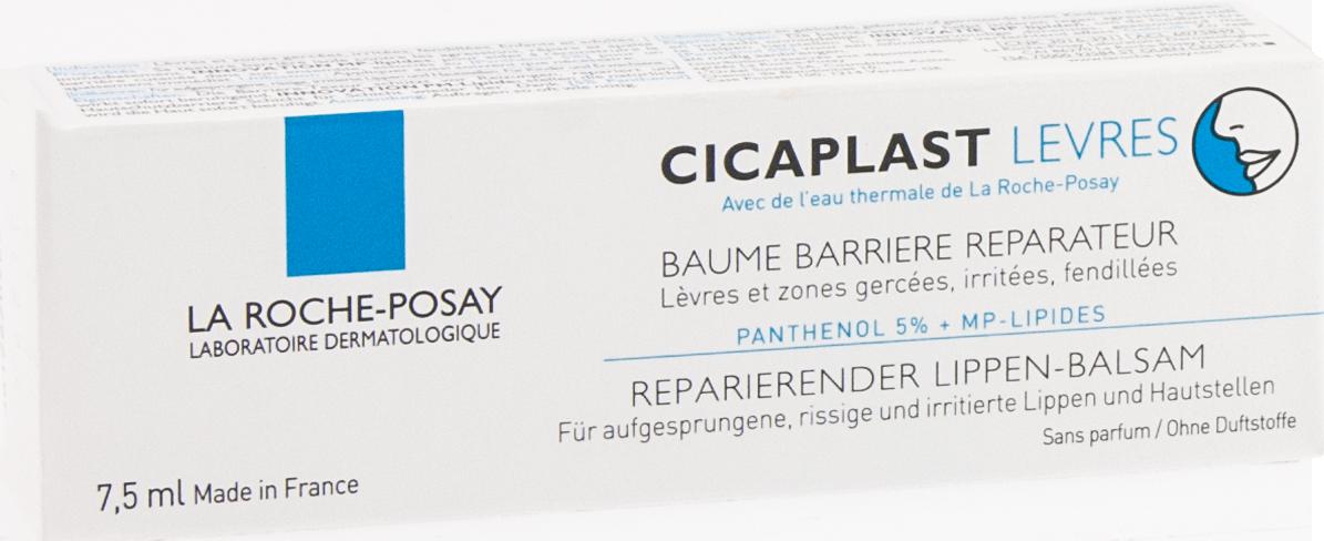 Roche-Posay Cicaplast Lippen B5