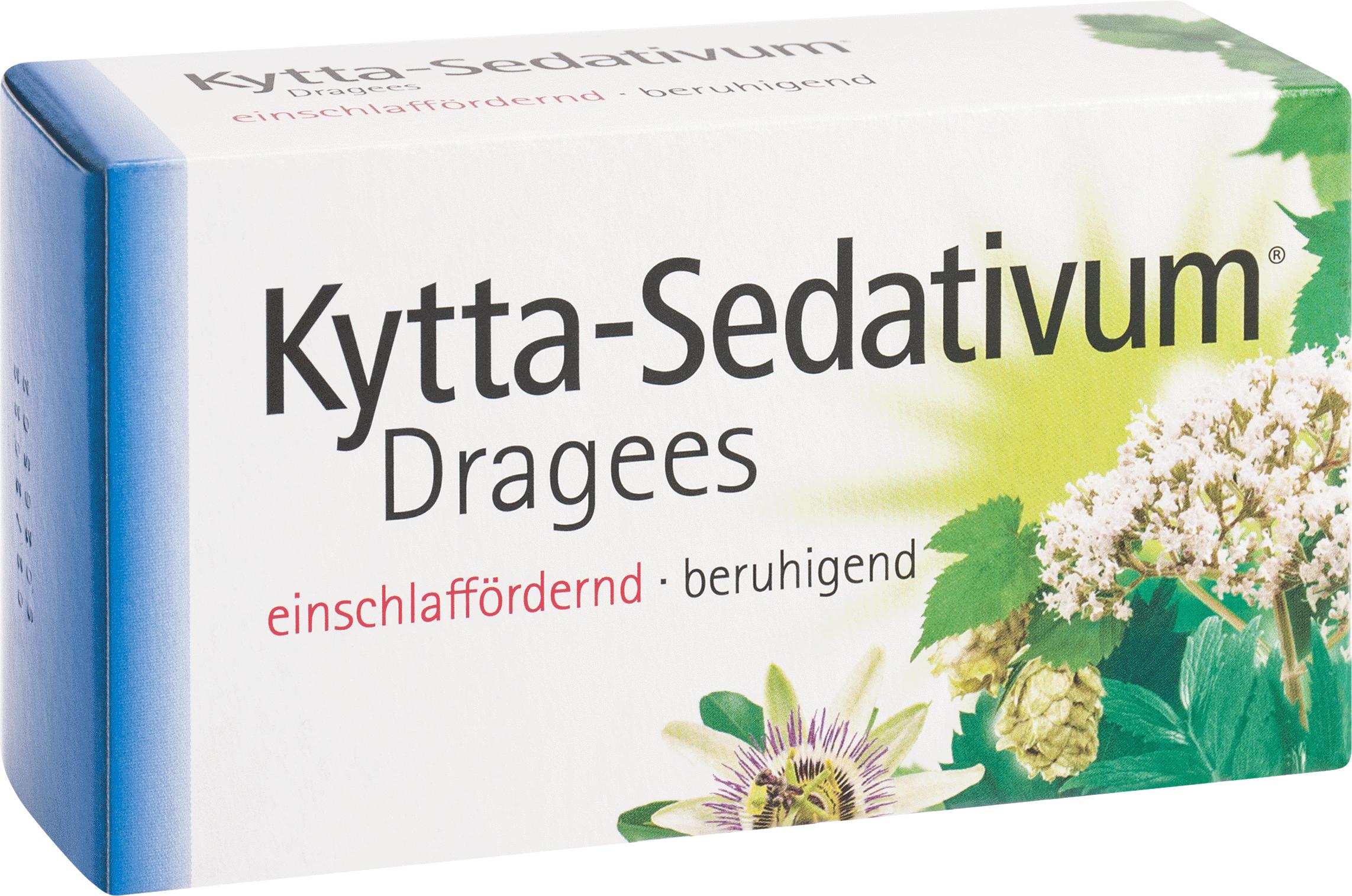 Kytta-Sedativum Dragees