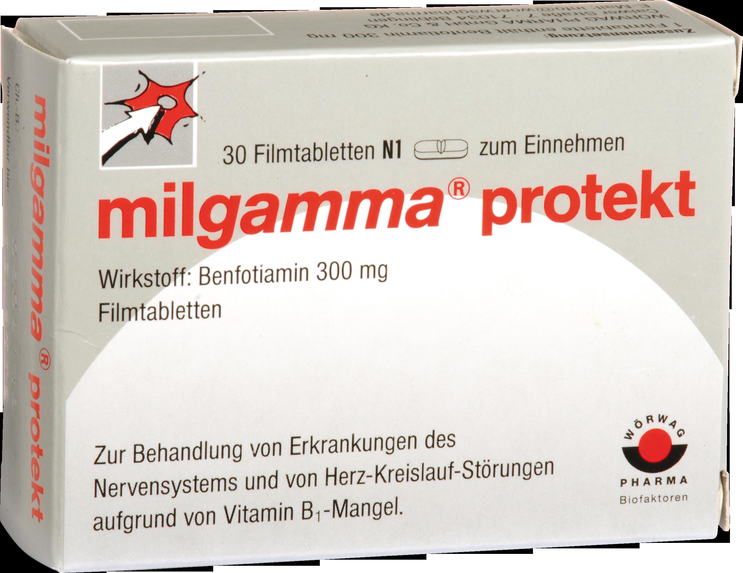 milgamma protekt