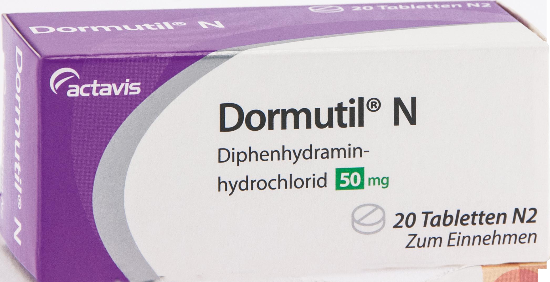 DORMUTIL N