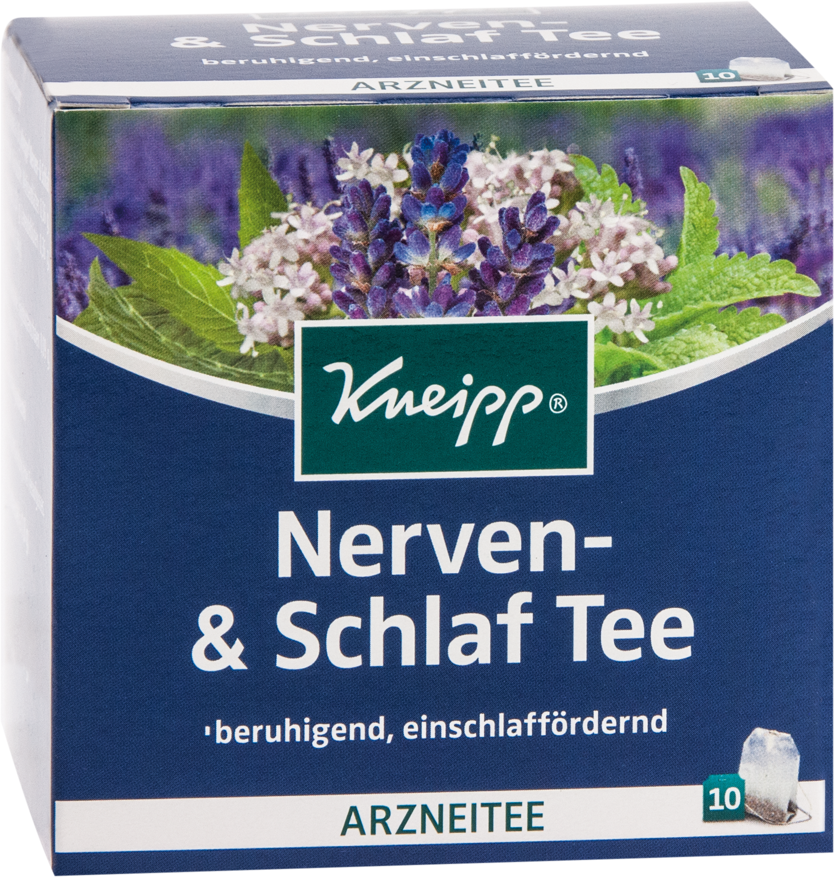 KNEIPP Nerven- & Schlaftee