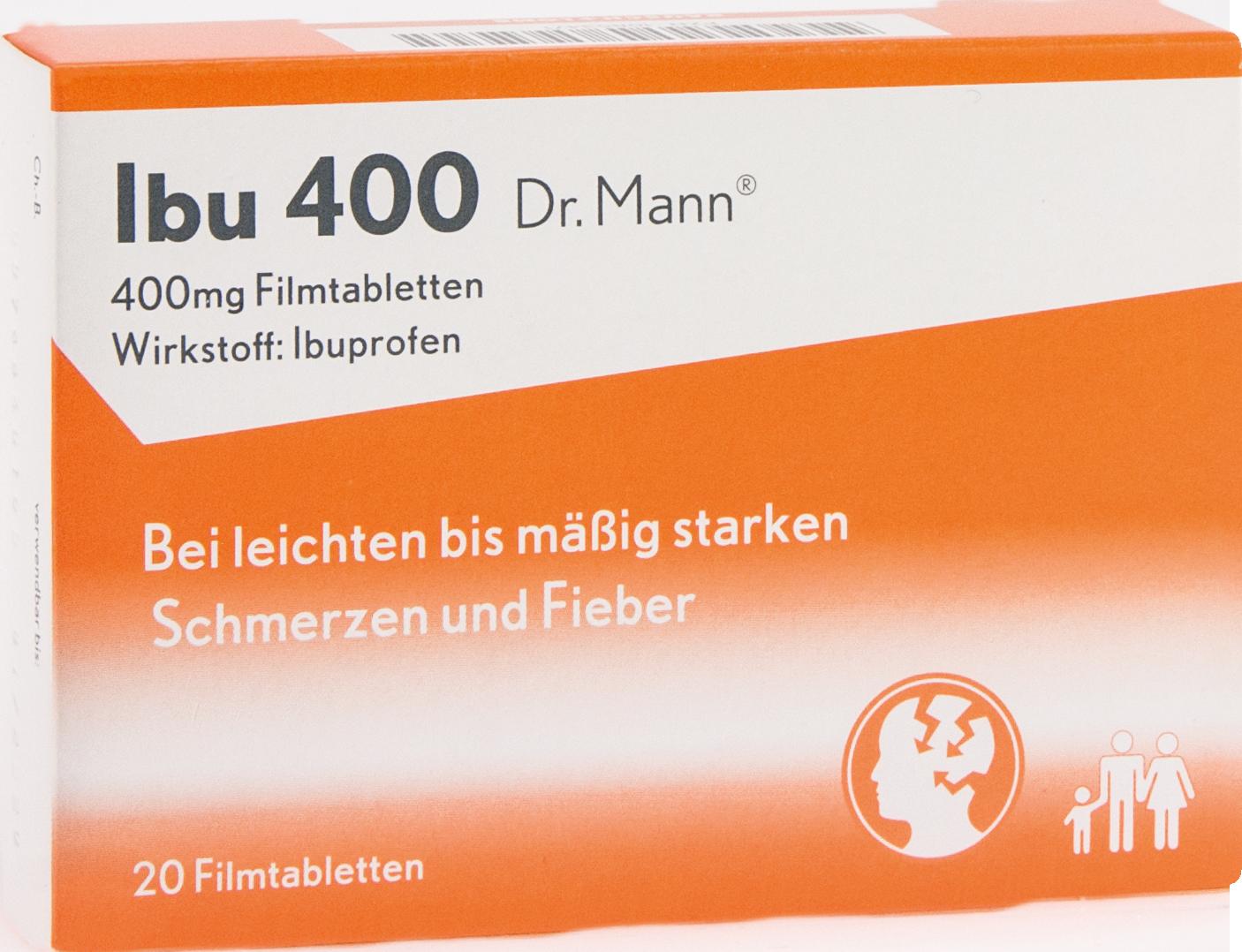 IBU 400 Dr. Mann