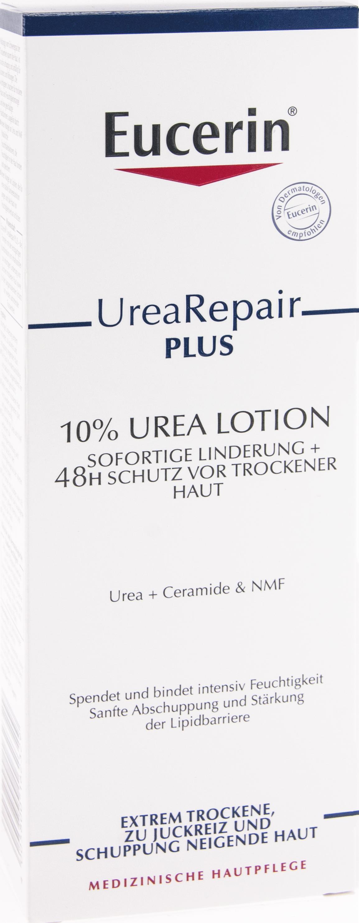 Eucerin UreaRepair PLUS Lotion 10%