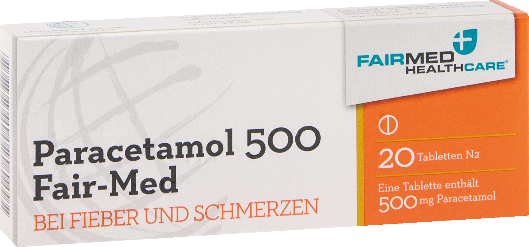 Paracetamol 500 Fair-Med