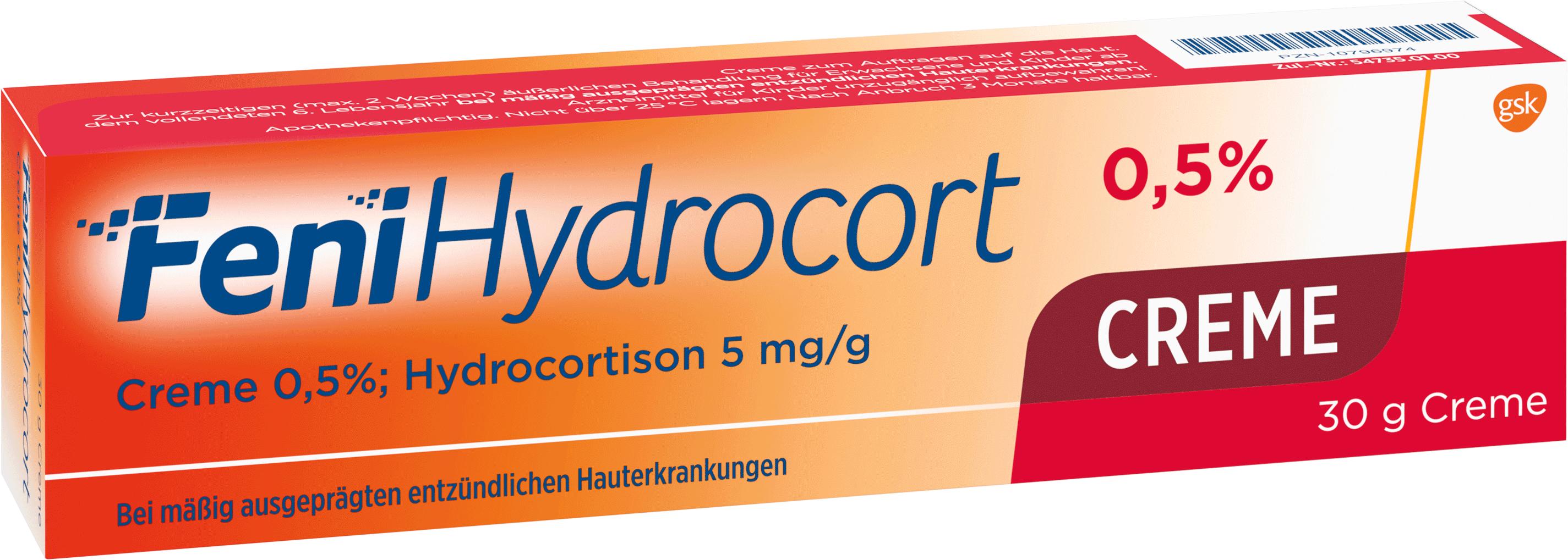 FeniHydrocort Creme 0.5%