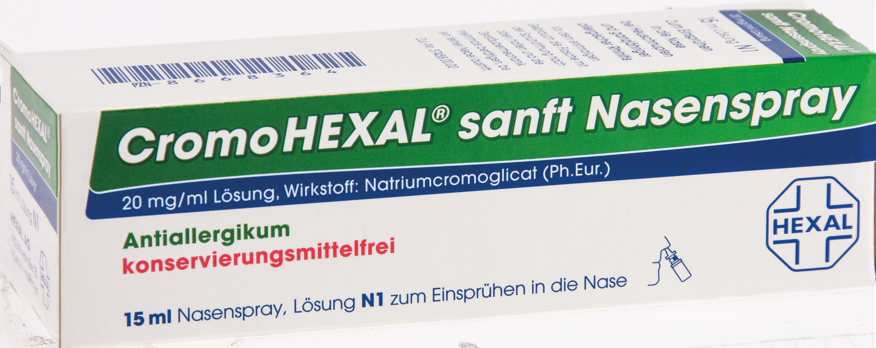 Cromohexal sanft