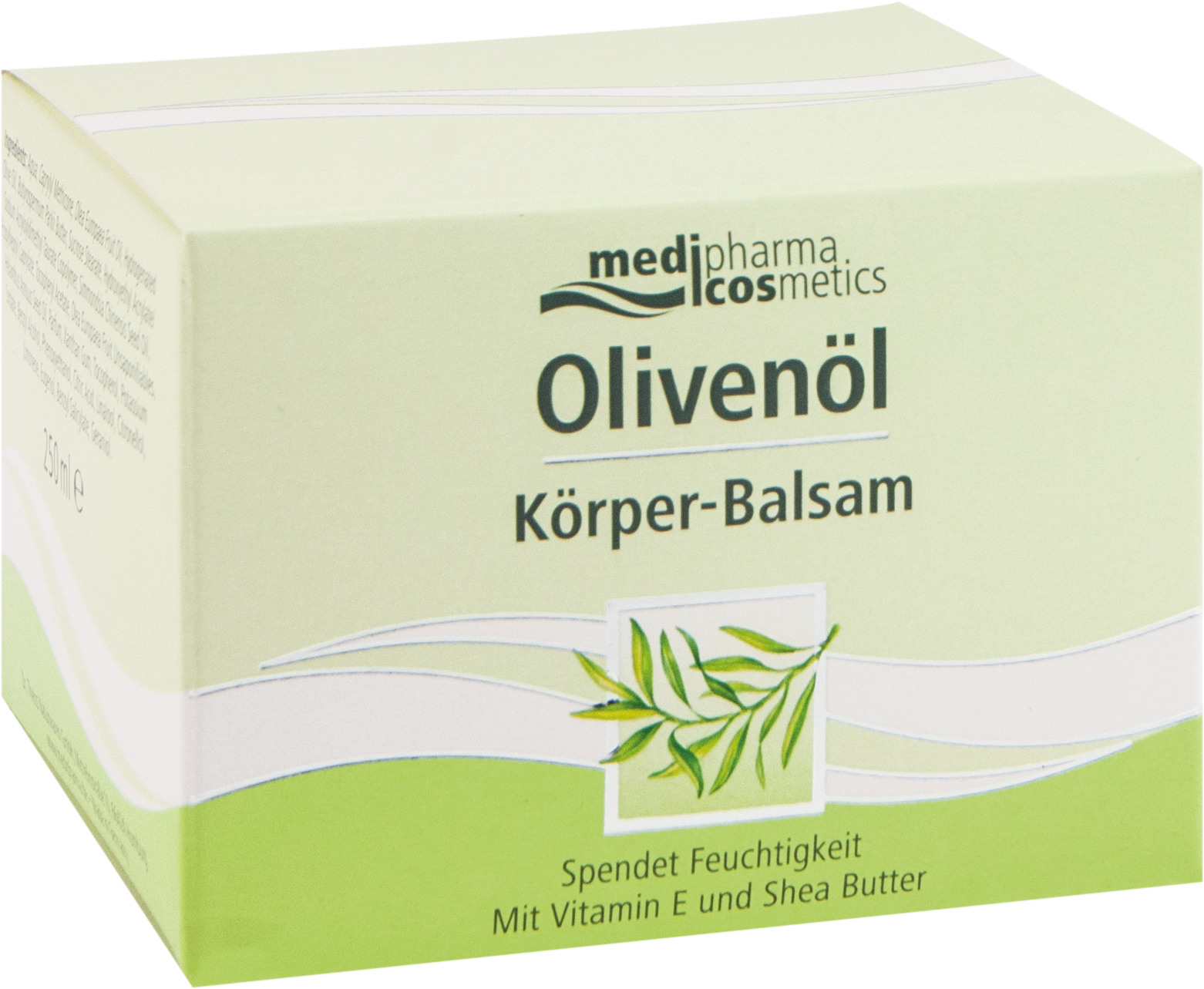 Olivenöl Körper-Balsam