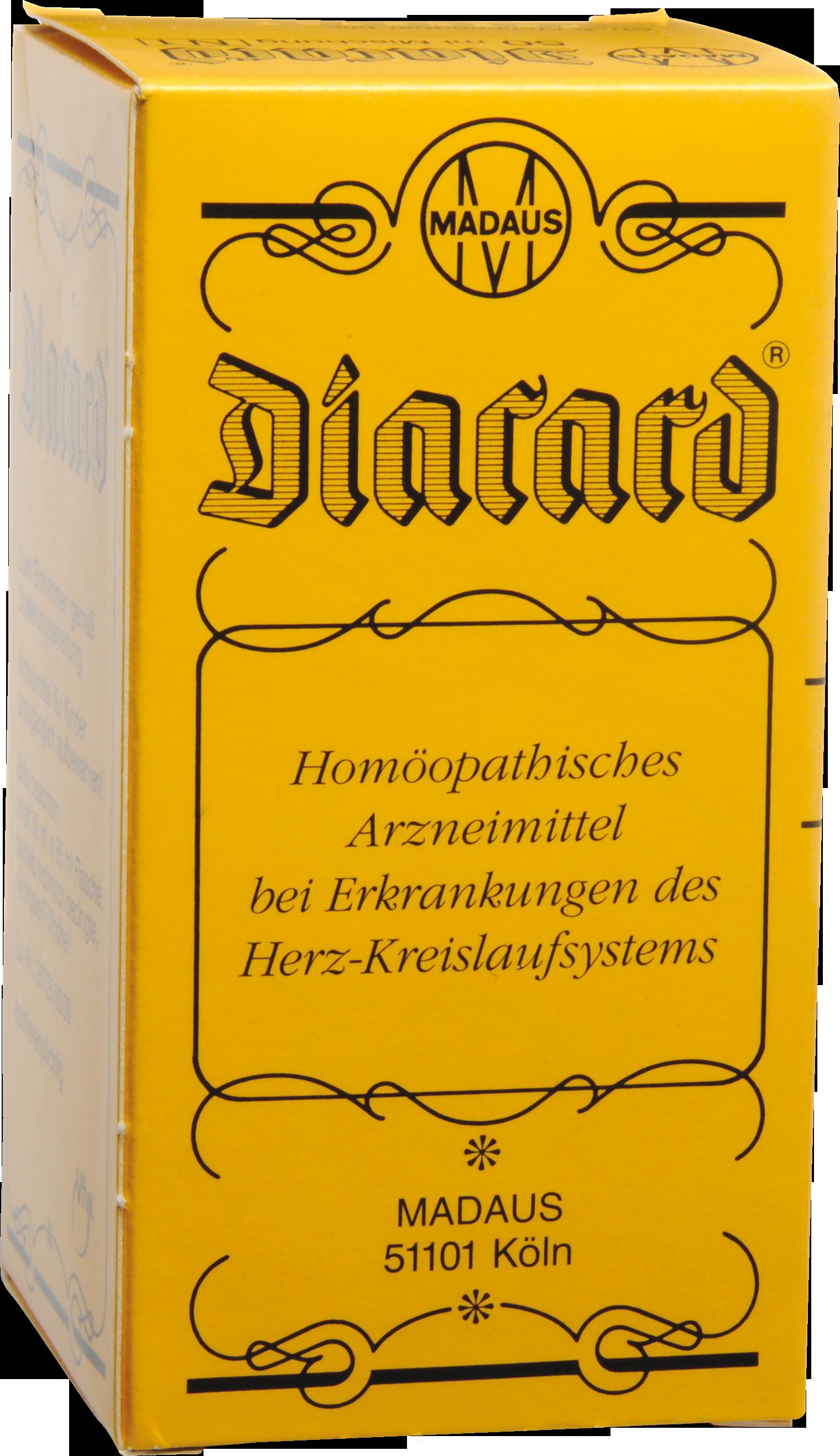 Diacard