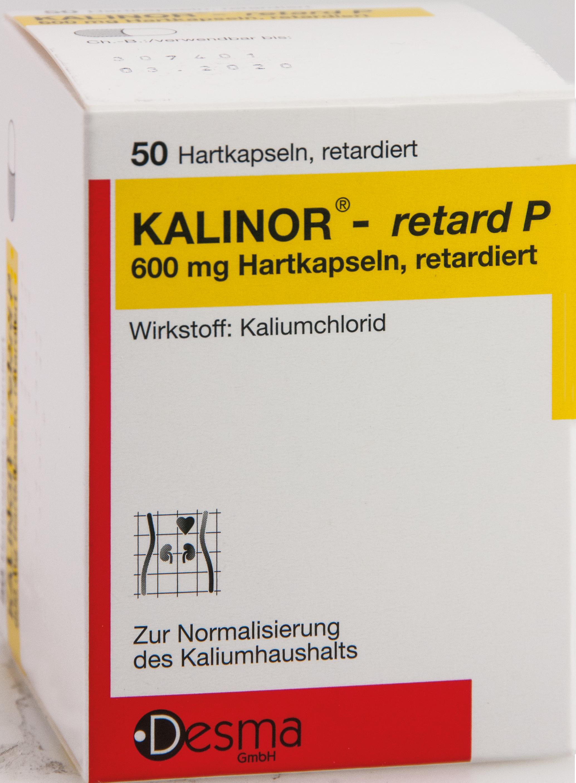 KALINOR RETARD P