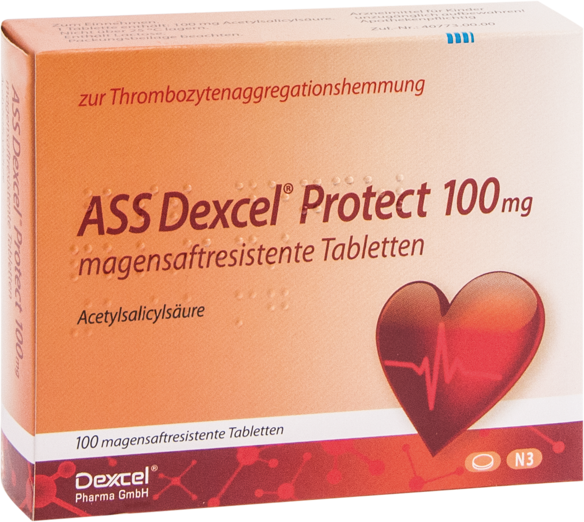 ASS Dexcel Protect 100mg