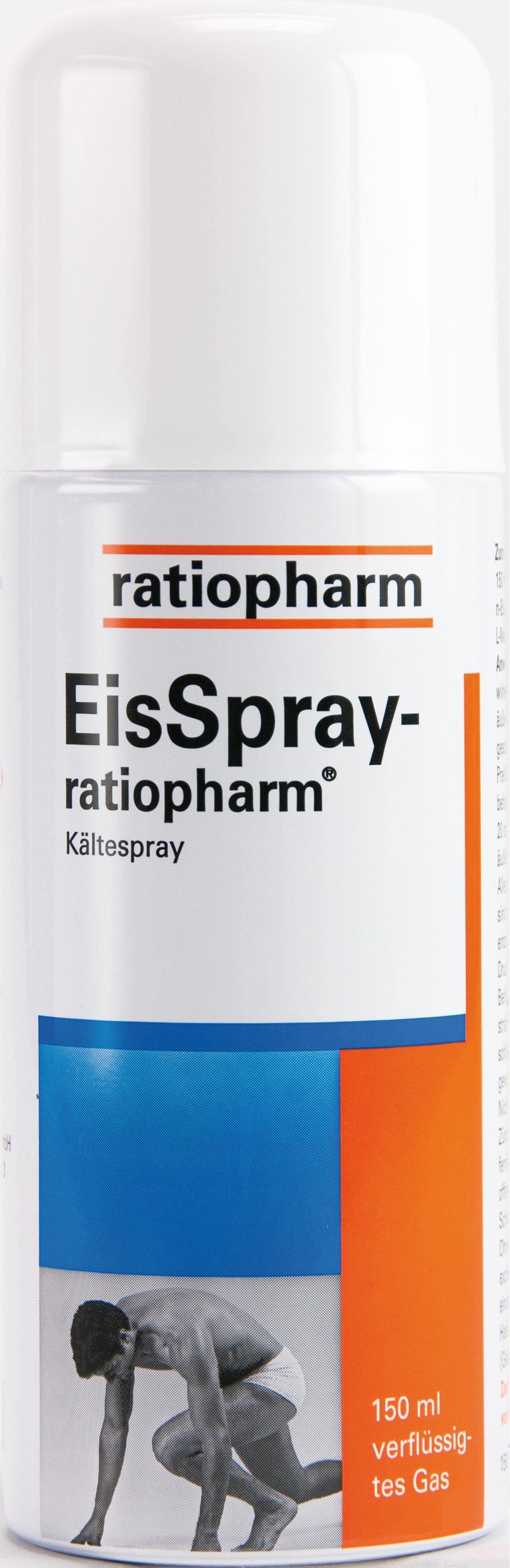 Eisspray Ratiopharm