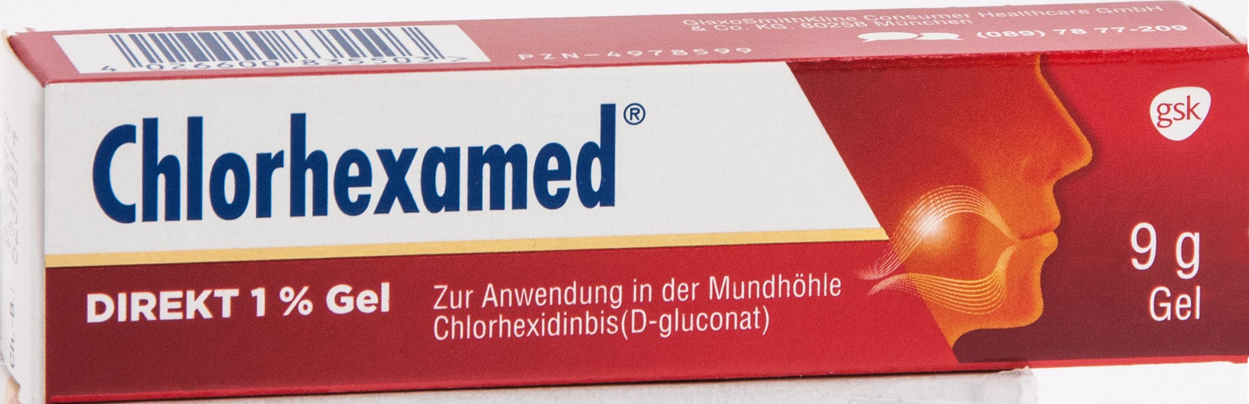 Chlorhexamed Direkt
