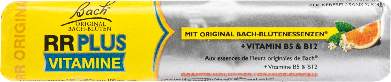 BACH RR PLUS Bonbons Orange-Holunder