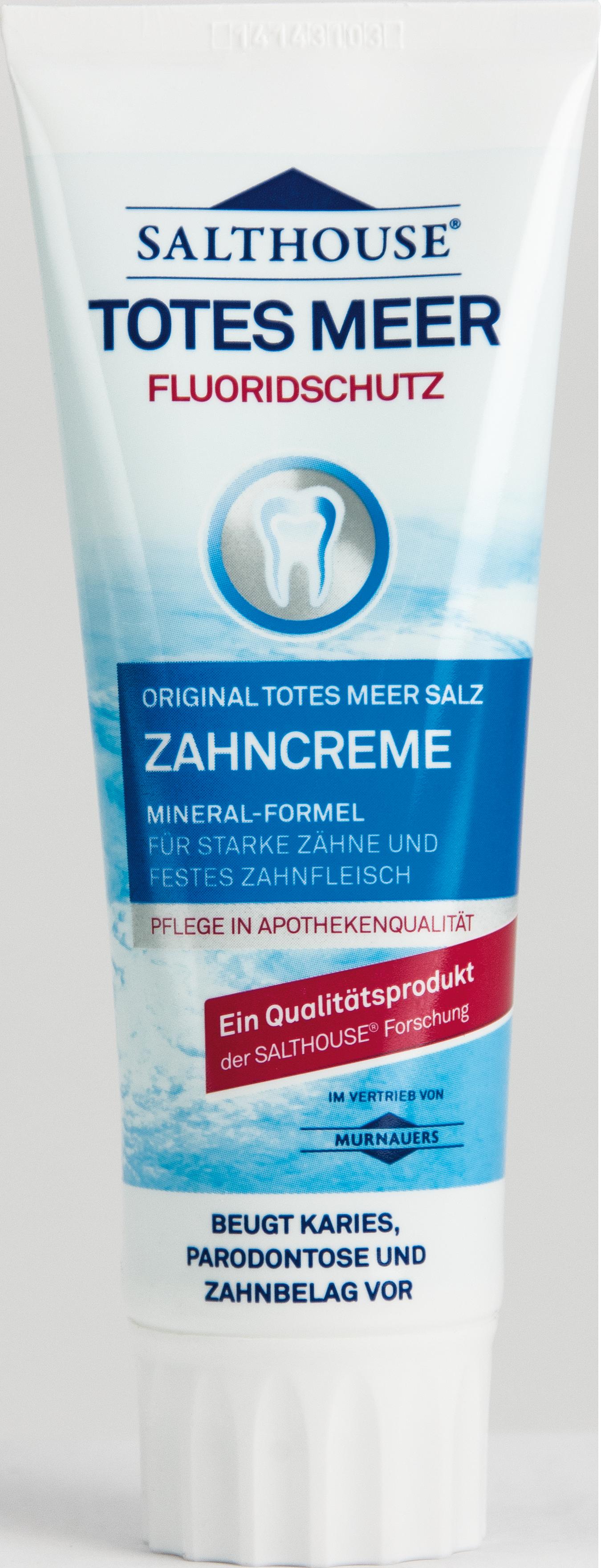 Salthouse Zahncreme Therapie