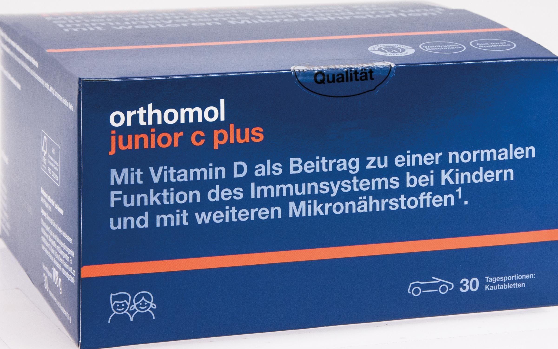 Orthomol Junior C plus Waldfrucht