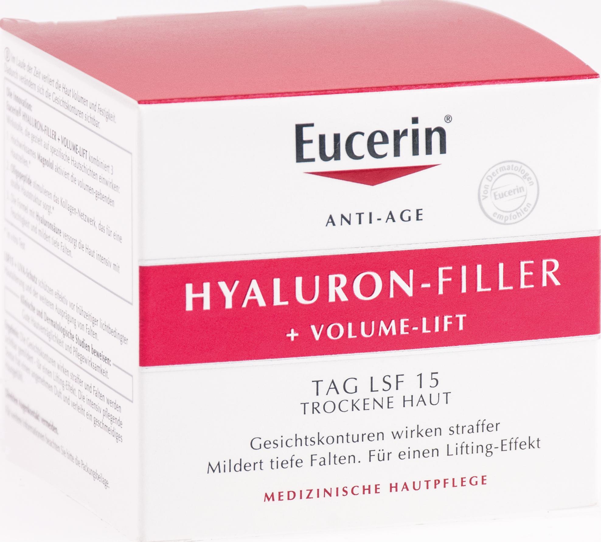Eucerin Anti-Age VOLUME-FILLER trockene Haut
