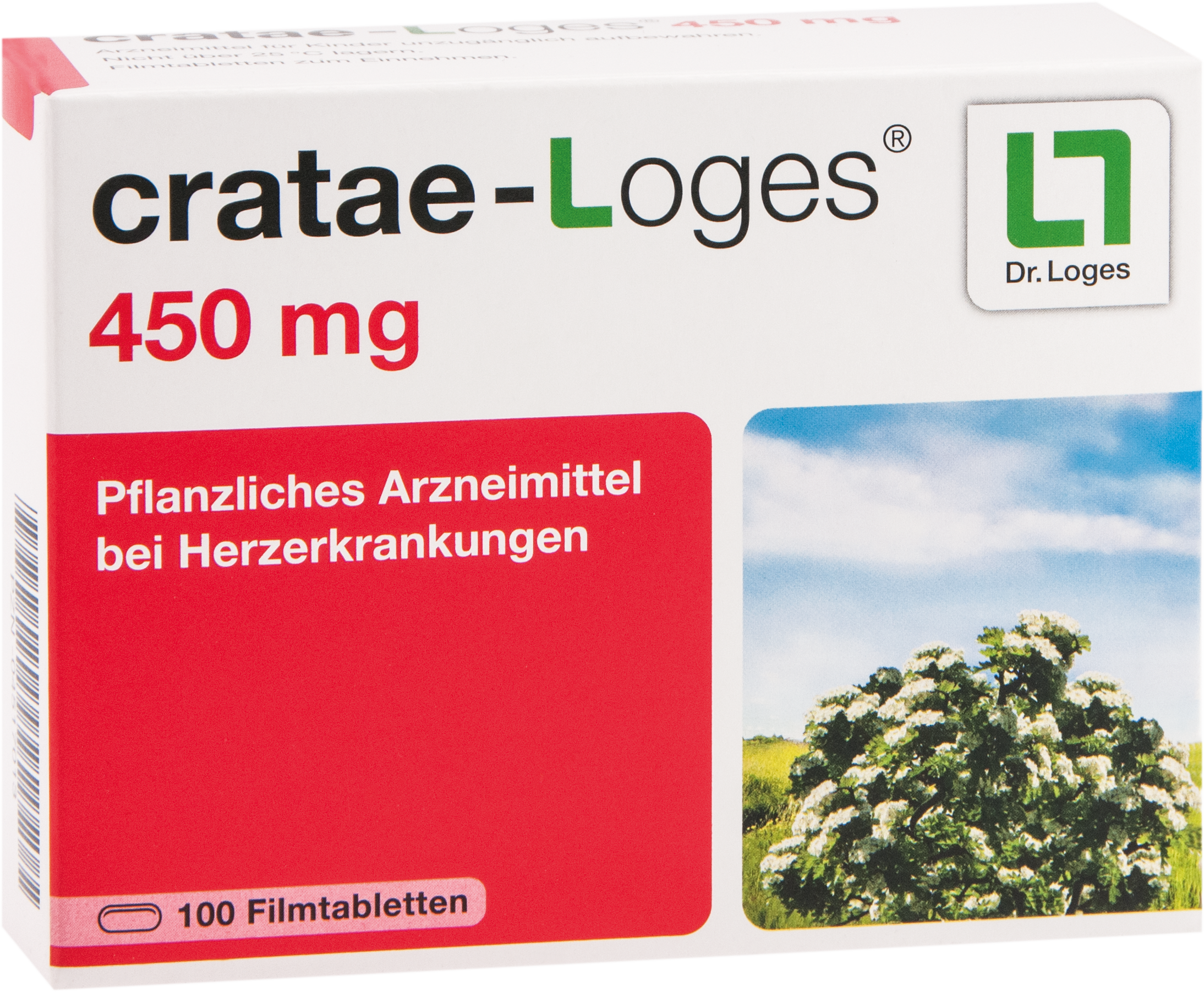 cratae-loges 450mg
