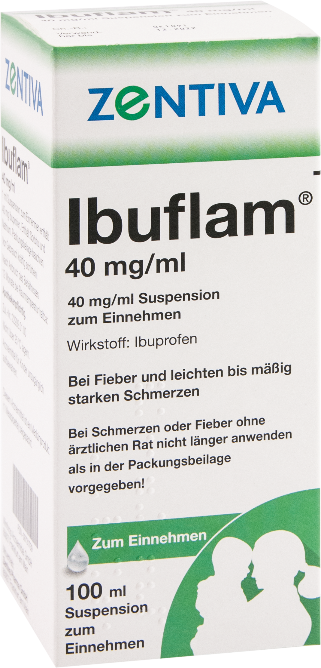 Ibuflam 40mg/ml