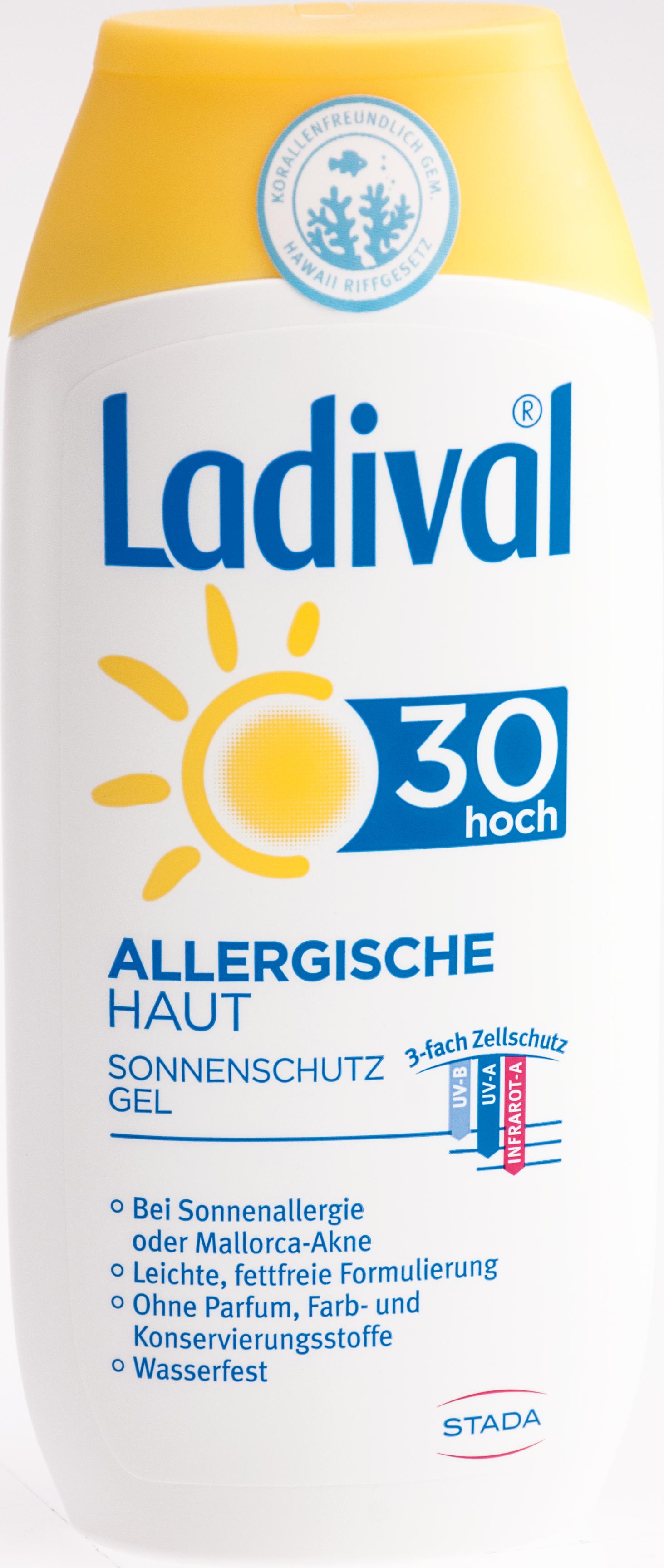 Ladival allerg. Haut Gel LSF30