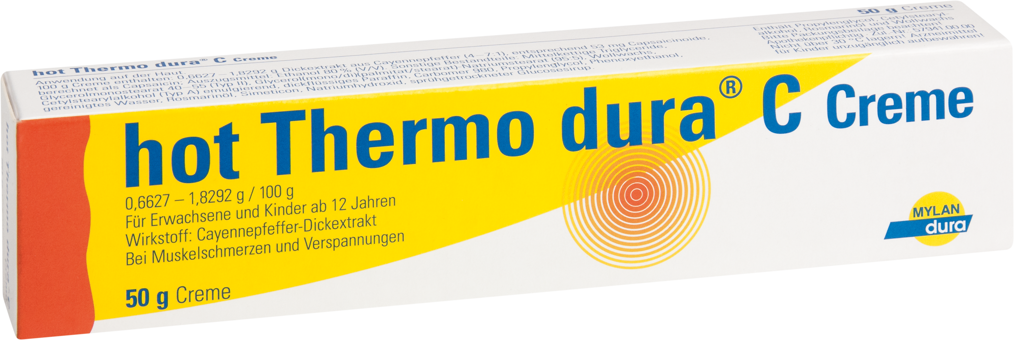 hot Thermo dura C Creme