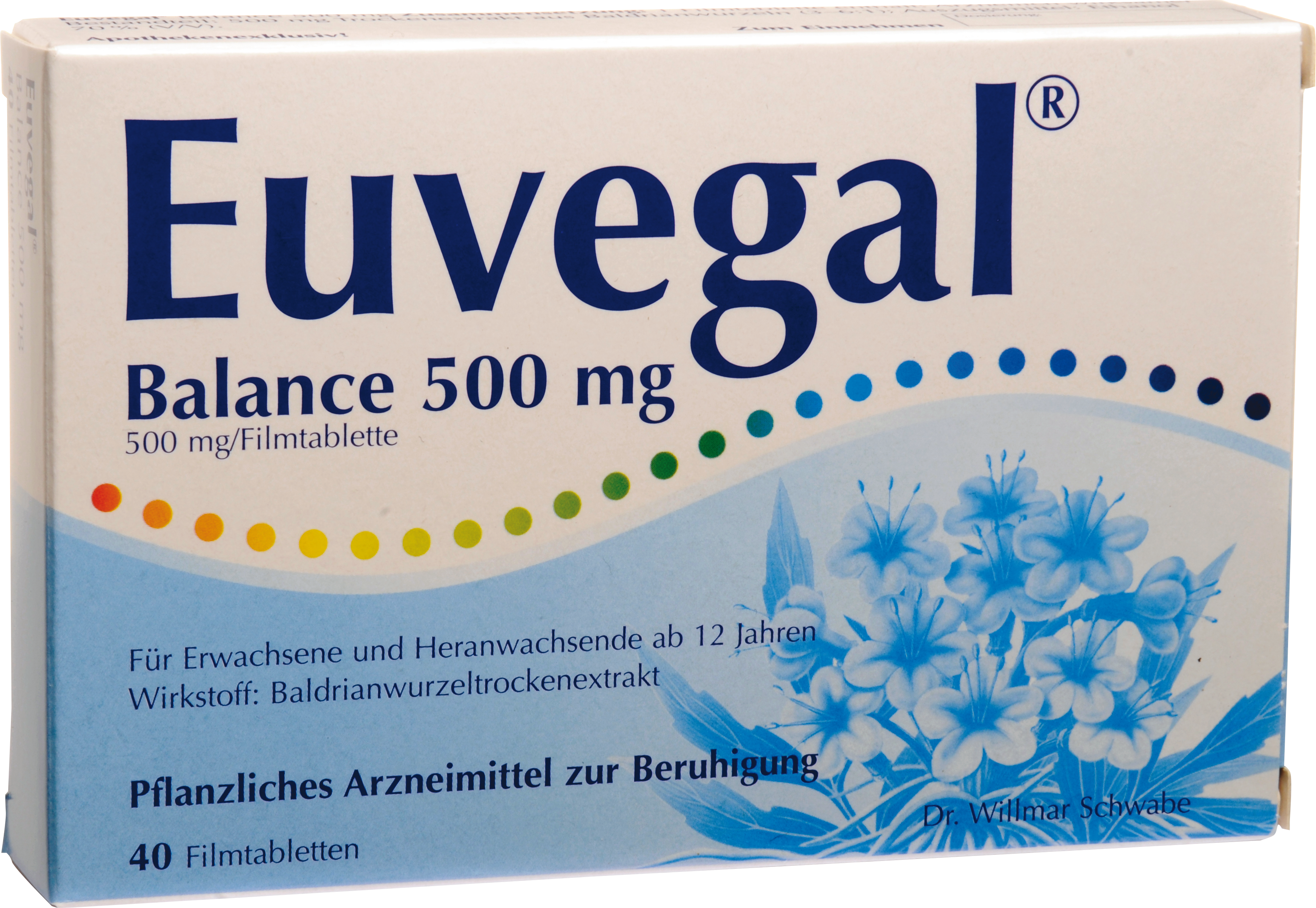 Euvegal Balance 500mg