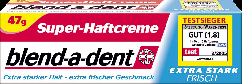 BLEND A DENT SUPER HAFTCREME EXTRA FRISCH 806927