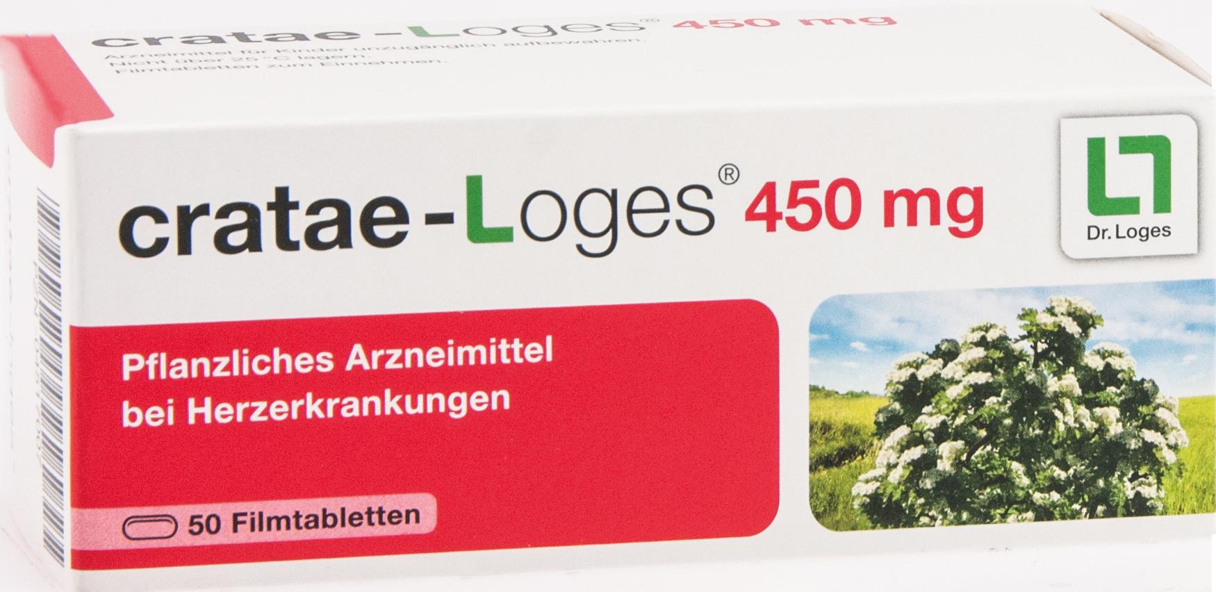 cratae-Loges 450 mg