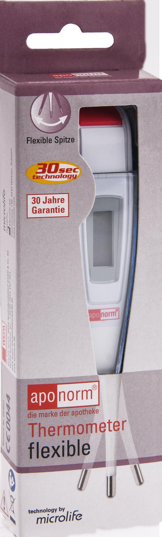 Aponorm Fieberthermometer flexible