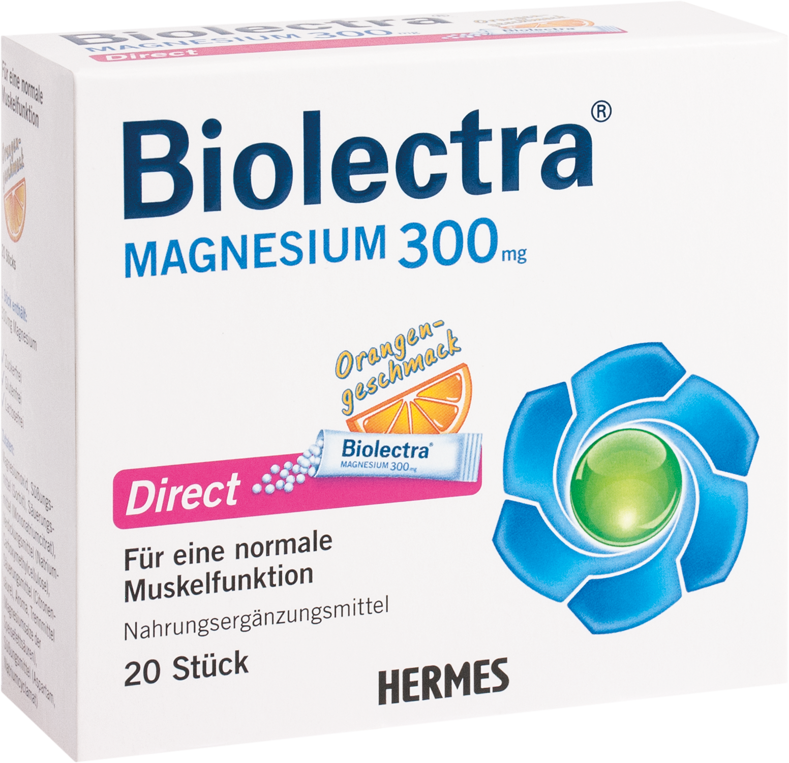 Biolectra MAGNESIUM Direct Orange