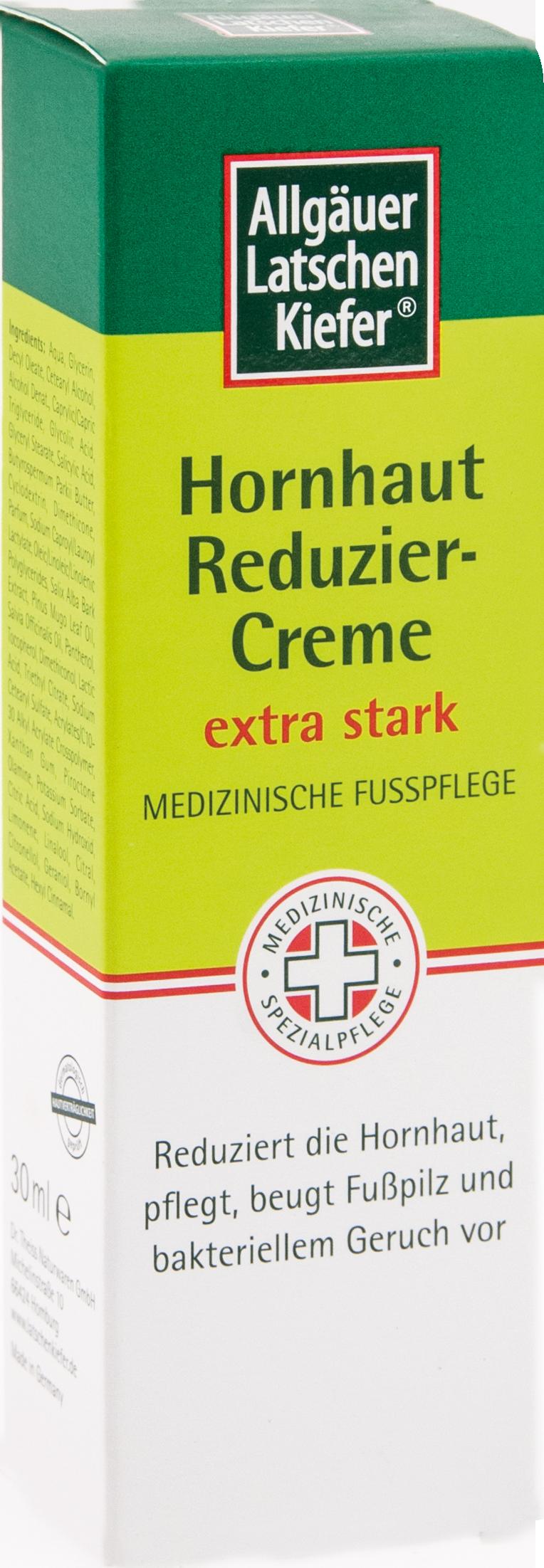 Allgäuer LatschenkieferHornhautReduziercreme ex.st