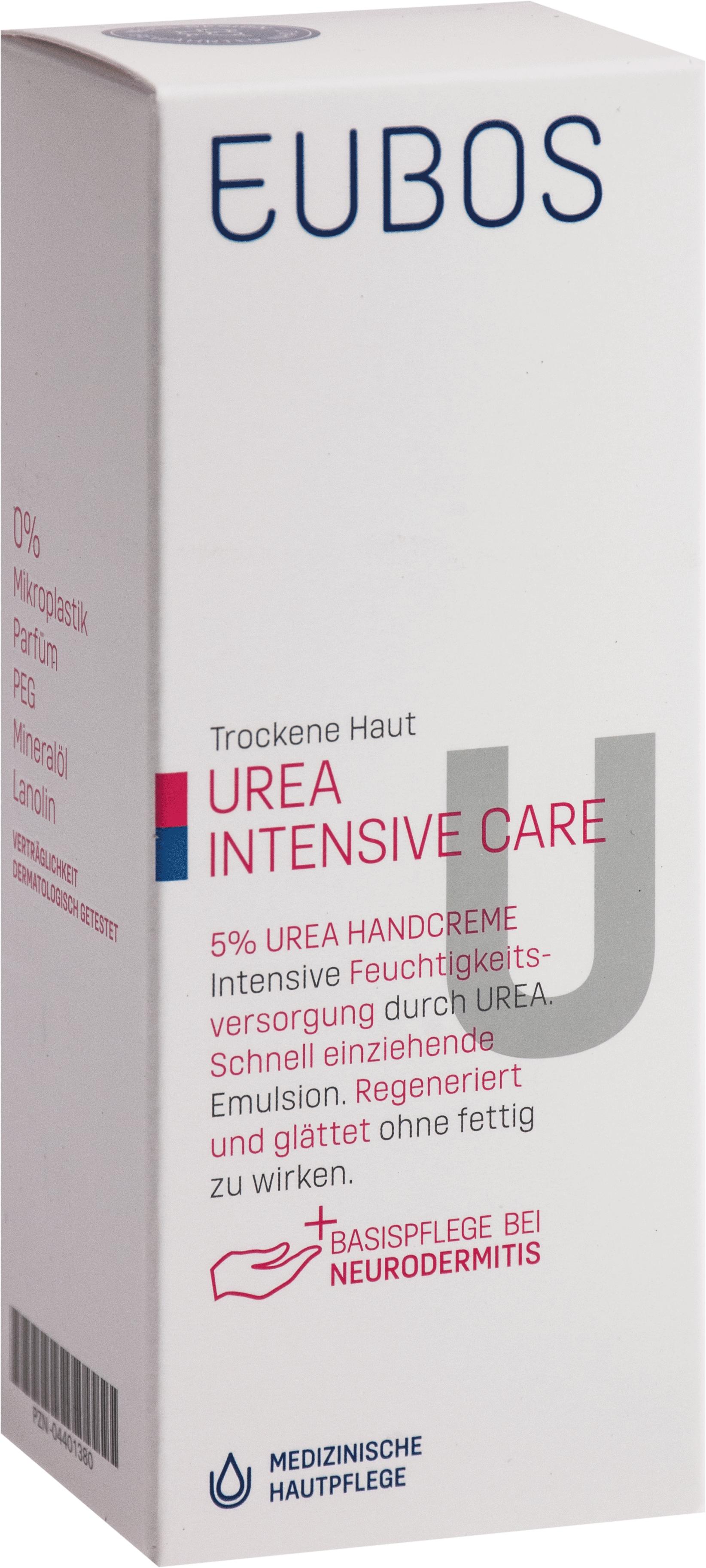 EUBOS Trockene Haut Urea 5% Handcreme