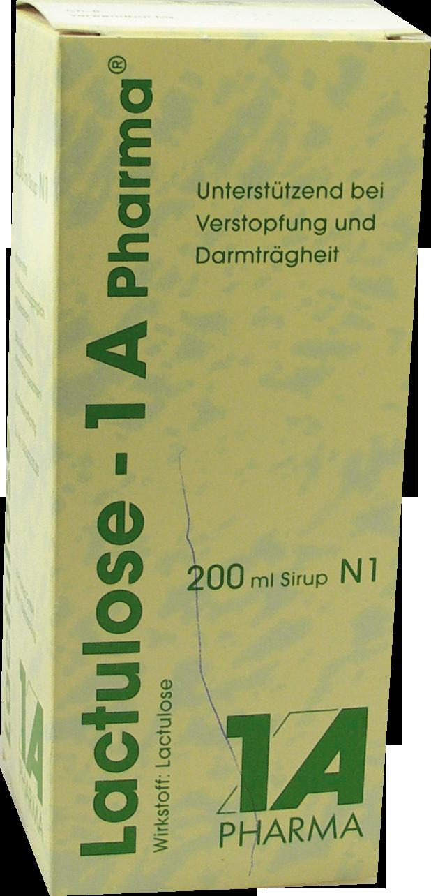 Lactulose - 1 A Pharma