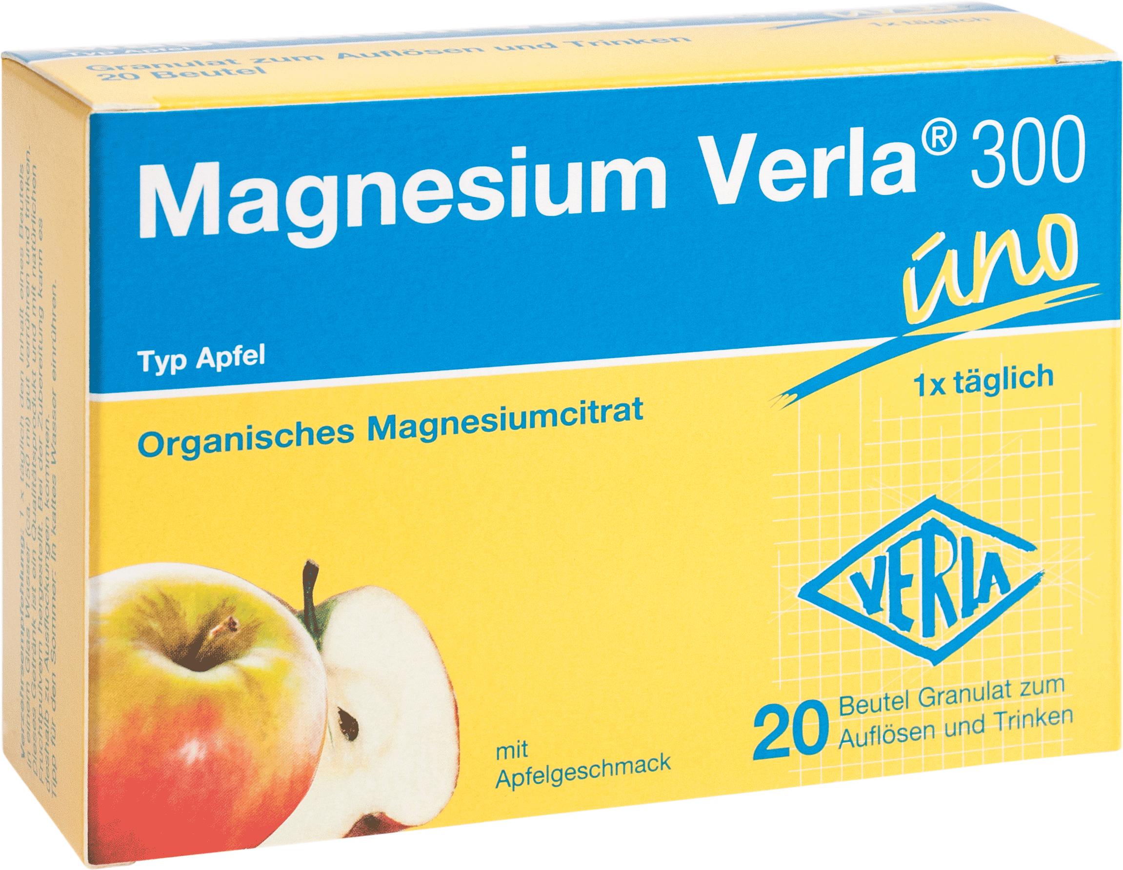 Magnesium Verla 300 Apfel